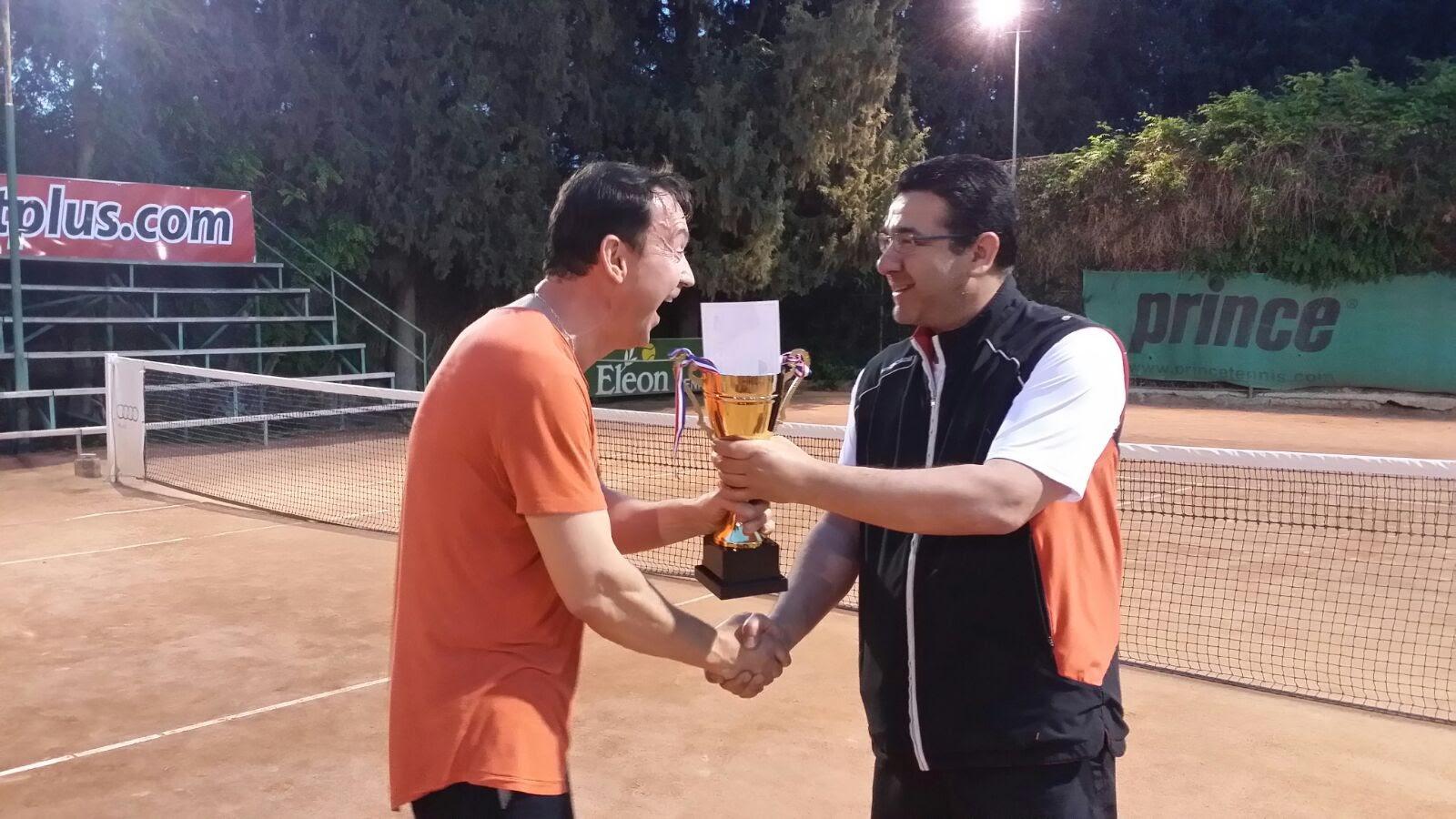 To τένις και τα οφέλη του στην υγεία μας