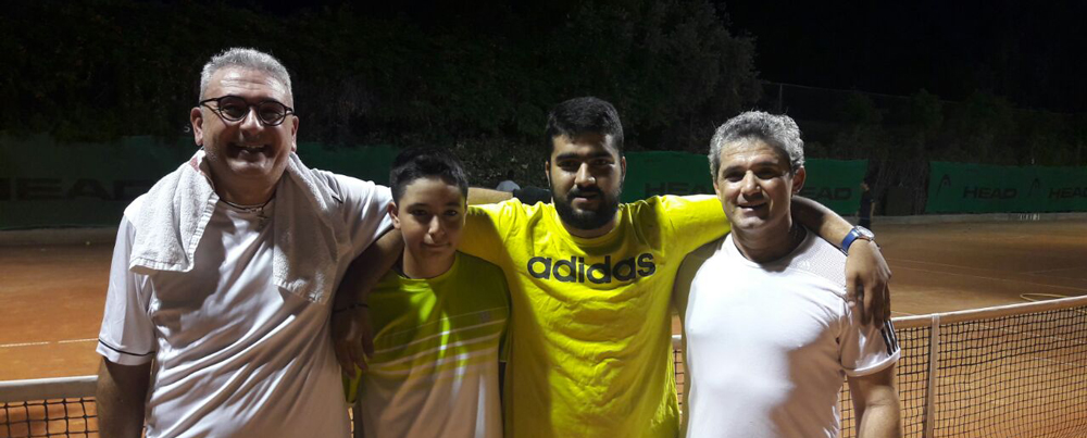 Eleon Garros Men's Doubles tournament 2018